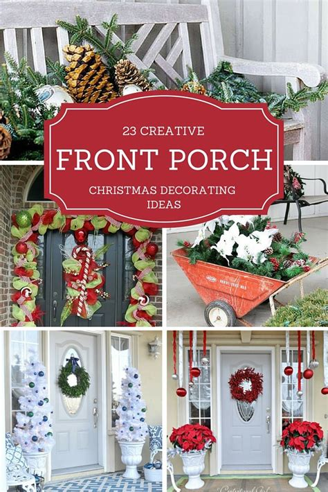 front porch christmas decorating ideas wwwindiepediaorg