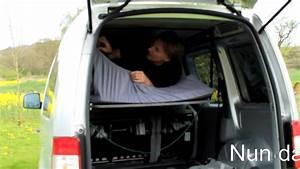 Vw Caddy Camper Kaufen : vw caddy bett im hochdachkombi mit ein paar handgriffen ~ Kayakingforconservation.com Haus und Dekorationen