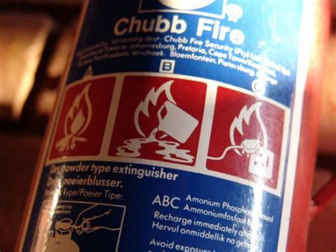Check fire extinguishers for the following: Monthly Checklist: Fire Extinguishers | Fire extinguisher, Fire pit safety, Survival