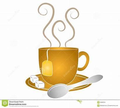 Tea Cup Sugar Spoon Teacup Lepel Kop