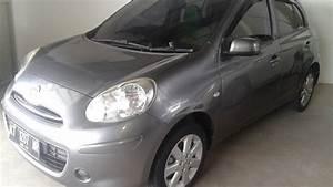 Dijual Mobil Nissan March 2012 Manual Abu2 Samainda Hp