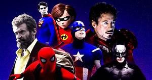 The, 30, Best, Superhero, Movies, Ranked