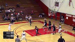 FCC Men's Basketball vs Reedley College - YouTube