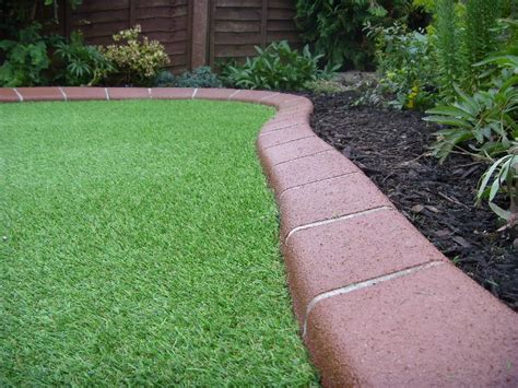 Examples Of Our Previous Lawn Edging, Driveway Edging And