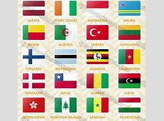 Flag Quiz Level 81 100 Answers 4 Pics 1 Word Daily