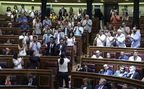 Según los cálculos de la votación de los representantes, la salida del ministro trujillo no. Moción de censura: Quedarse al margen es hoy el problema político   Opinión   EL PAÍS