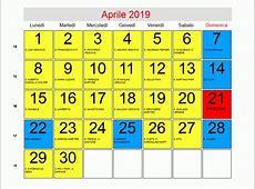 La data di Pasqua Anni 2017 2018 2019 2020 e succ