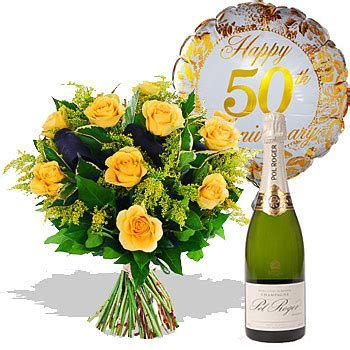 wedding anniversary gift set flowers review