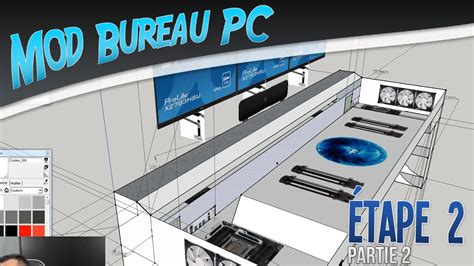 bureau pc design bureau pc mod bureau pc 7 phase design conception