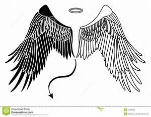 天使恶魔翼