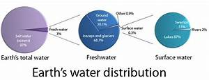 Earth U2019s Water Distribution