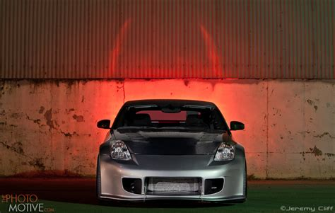devil 350z supercharged do luck 350z fairwell photoshoot my350z com