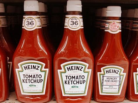 Heinz tomato sauce no longer qualifies as ketchup in Israel