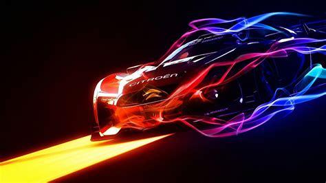Cool Car Wallpapers Hd Drawings by Cool Citroen Gran Turismo Car Hd Backgrounds Desktop
