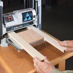 essential planer secrets woodsmith tips woodworking
