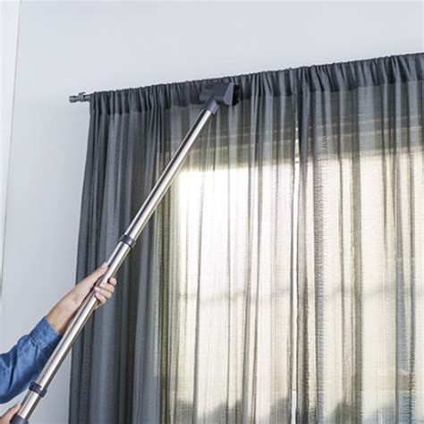 curtain steam cleaner rooms