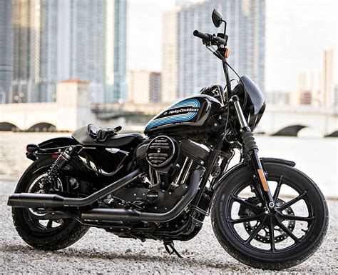 Harley Davidson Iron 1200 Image by Harley Davidson 1200 Sportster Iron 2018 Fiche Moto