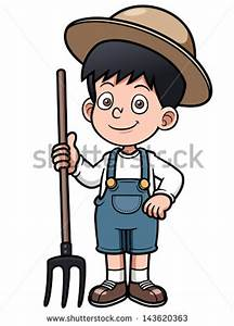 Farmer Boy Stock Photos, Images, & Pictures   Shutterstock
