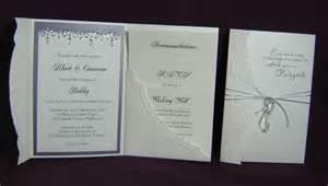 pocket fold invitations fairy tale wedding invitation about paper