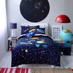 kids boys solar system linen set contemporary kids bedding melbourne by adairs