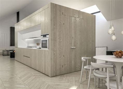 facade cuisine cuisine facade bois