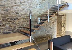blog de decoration d39interieur With deco maison avec poutre 14 escalier poutre centrale mezzanine moderne escalier