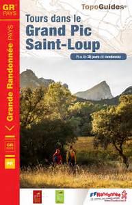La Poste St Loup : topoguide tours grand pic saint loup f d ration ~ Dailycaller-alerts.com Idées de Décoration