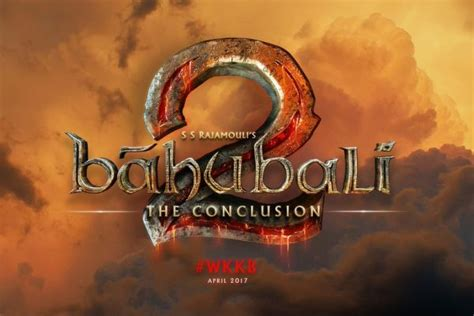 Ss Rajamouli Will Release Baahubali 2 The Conclusion