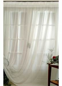 Rideau Avec Ruflette : voilage brod cornely blanc homemaison vente en ~ Premium-room.com Idées de Décoration