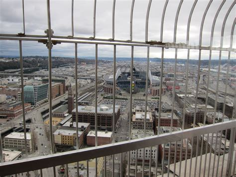 Smith Tower Observation Deck by White Rajah Of Sarawak The Untold Story Of Tyrannical