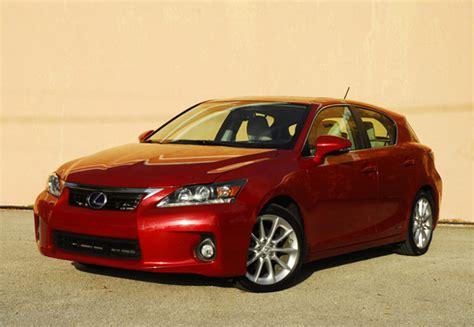 2012 Lexus Ct 200h Premium Hybrid Review