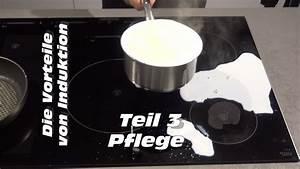 Kochen Mit Induktion : kochen mit induktion der test teil 3 die pflege youtube ~ Watch28wear.com Haus und Dekorationen