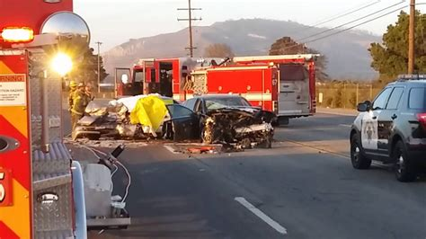 Oxnard/el Rio. California. Fatal Vehicle Accident