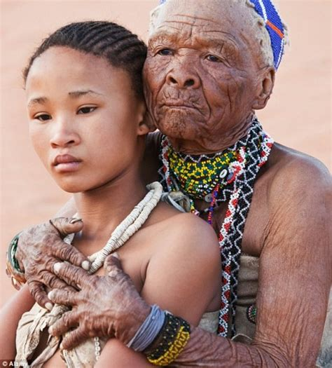 beauty amazing africa african tribe khoisan ...