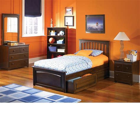 dreamfurniturecom brooklyn bedroom set antique walnut