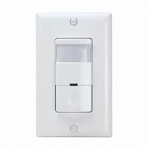 Decorator Style Commercial Occupancy Sensor