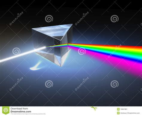 Light Refraction Stock Image Image: 19667861