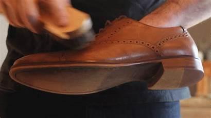 Shoe Care Leather Shoes Polish Brush Nonsense