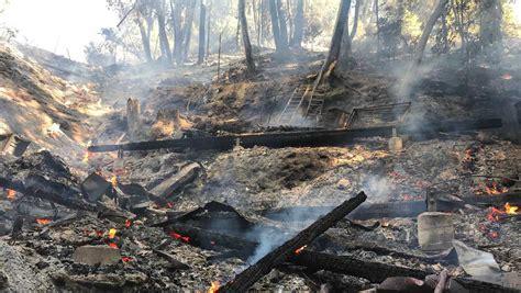 fire bear boulder creek evacuations advertisement ksbw evacuated