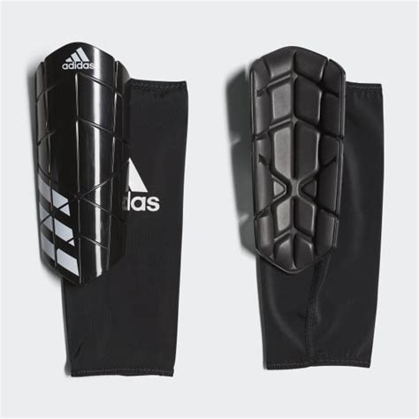 adidas  pro shin guards black adidas