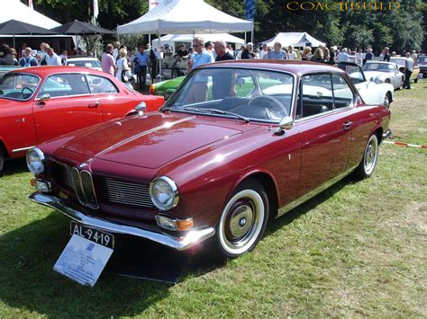 Bertone BMW 3200 CS Coupe 1962-65