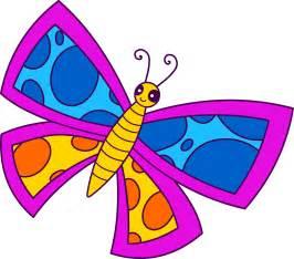 Cute Butterfly Clip Art Free