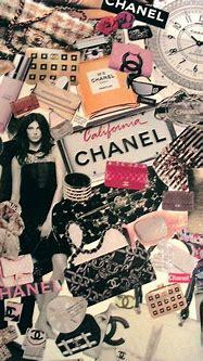 #chanel collage   Coco chanel fashion, Chanel lover, Chanel