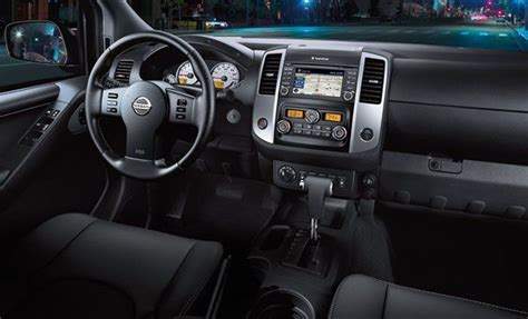 nissan frontier interior design car  trend