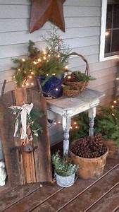A Whole Bunch Christmas Entry and Porch Ideas