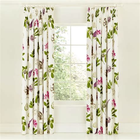 23 best images about curtains on brick accent