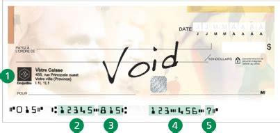 Specimen cheque