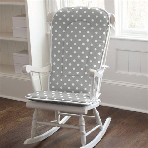wooden rocking chair cushions for nursery furniture simple and white rocking chair for