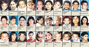 Oración por los niños desaparecidos