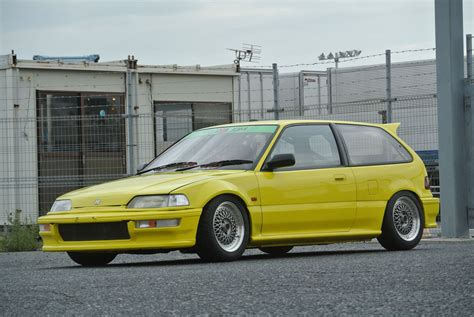 osaka jdm car craft boon   honda civic ef hatchback